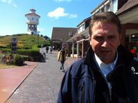 Martin Ullrich auf Langeoog