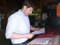Matthias Meenken ist der Juniorchef