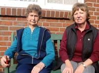 Mariechen und Edith