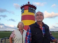 Erhard und Henny Jüsche