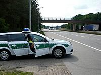Pole-Position an der ehemaligen Grenze