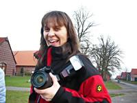 Die Fotografin Bianca Schoebel