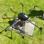Der Oktocopter der Firma compact air film aus Berlin liefert ganz besondere Perspektiven.