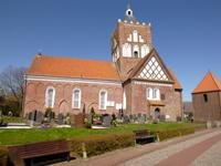 Kreuzkirche von Pilsum