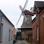 Die Windmühle von Jemgum.