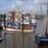 Der Hafen von Ditzum.