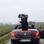 Gute Aussicht - Kameramann Reinhard Bettauer durfte im Cabrio von Jan Bruins mitfahren.