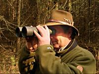 Peter Hoppe, Jagdaufseher