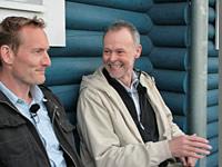 Detlef Meier und Sven Tietzer