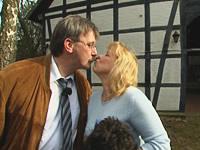 Jörg Brohme und Frau