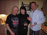Peter Vierle, Rita Lange, Sven Tietzer
