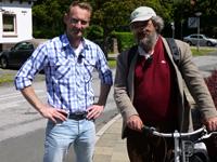 Ulrich Schmalhaus und Sven Tietzer