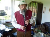 Ulrich musiziert
