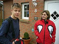 Ines und Florian Wendt