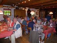 Viele Gäste bei Frau Wolter