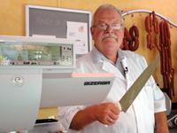 Fleischer Rudi Waldmann