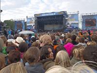 Hurricane-Festival in Scheeßel