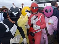 Fans beim Hurricane-Festival